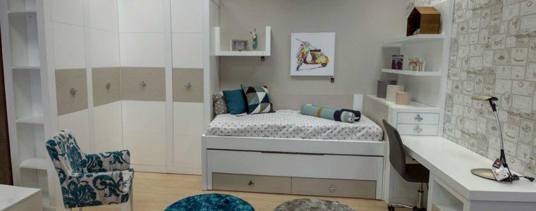 9 Ideas para dormitorios juveniles
