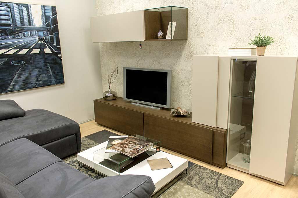sal n completo minimalista tienda de muebles en vitoria