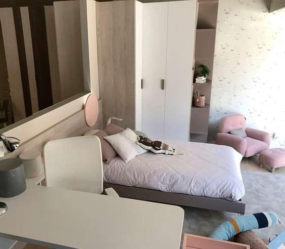 Dormitorios juveniles - Muebles en Vitoria