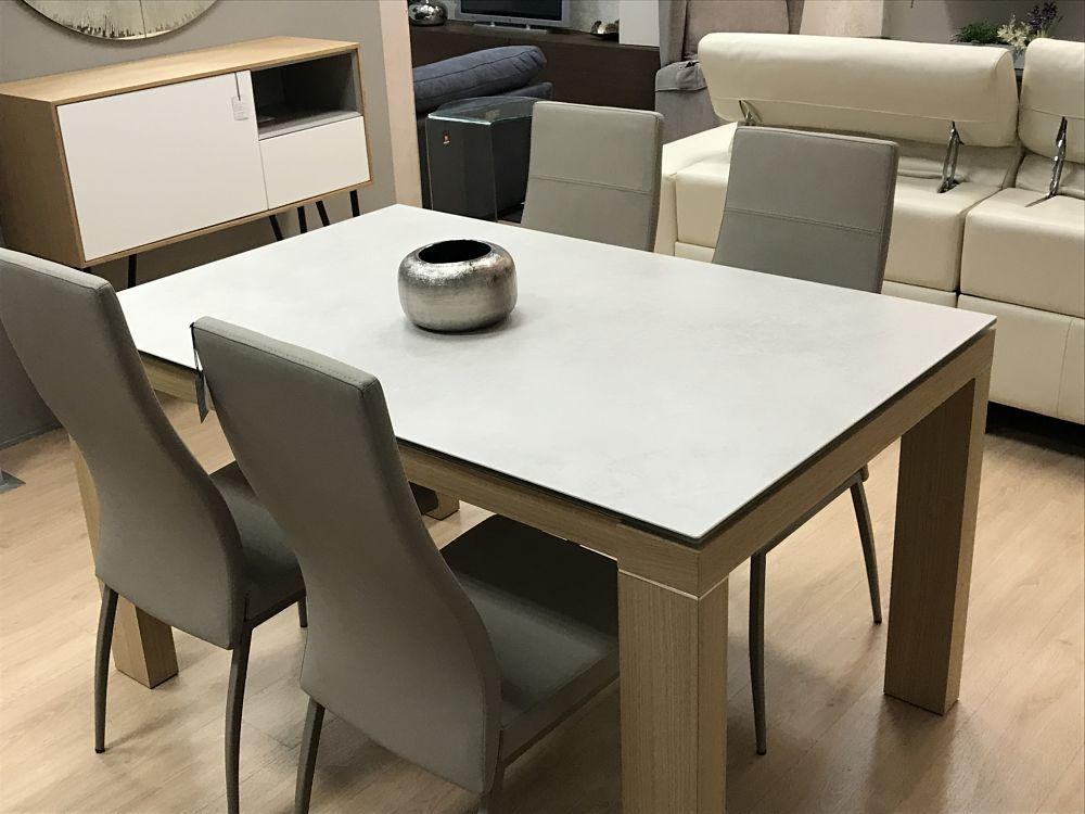 Mesas de comedor - ¿Qué mesa elegir? Alcon Mobiliario Vitoria