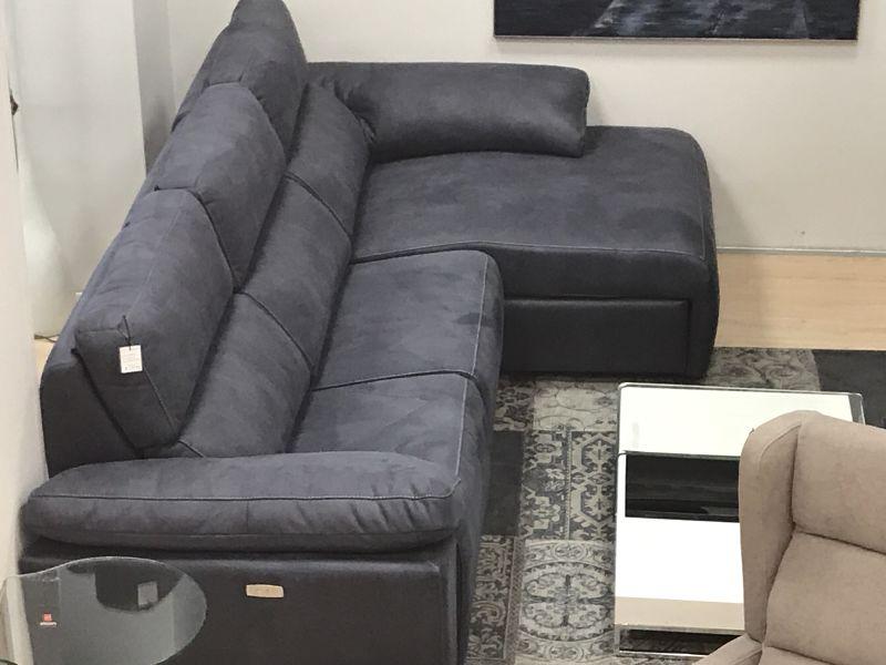 Sof chaiselongue azul marino tienda de muebles en vitoria gasteiz lava alcon mobiliario - Muebles en vitoria gasteiz ...