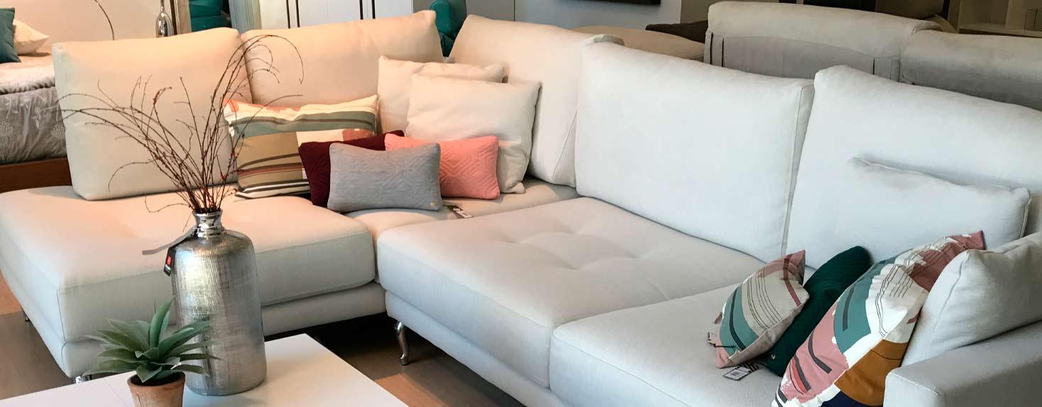 Comprar sofás en Vitoria