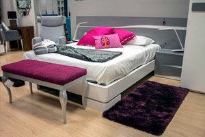 Dormitorios completos de matrimonio en Vitoria
