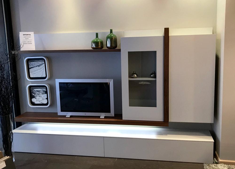 Elegir mueble de televisión. Muebles de salón en Vitoria-Gasteiz