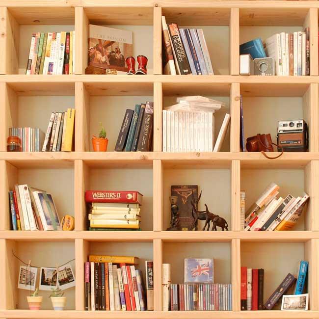 Librerías - Decoración Alcon Mobiliario