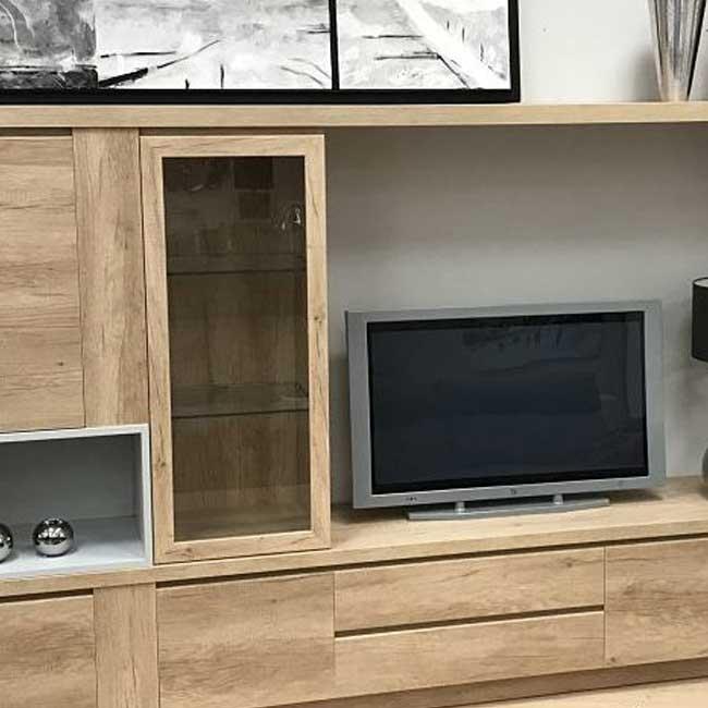 Vitrinas - Muebles de salón Alcon Mobiliario