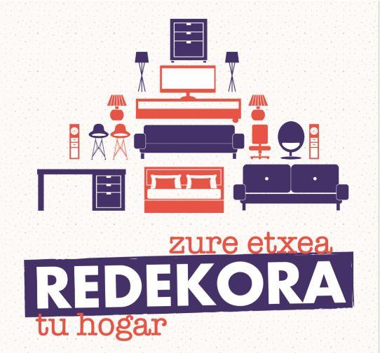 Logotipo de Campaña Redekora tu Hogar 2018.