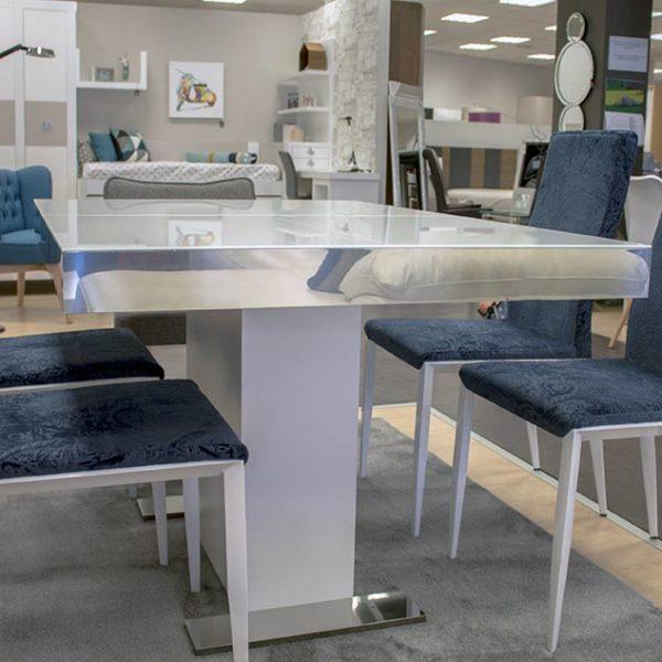 Mesas de comedor - Salón-comedor en Alcon Mobiliario