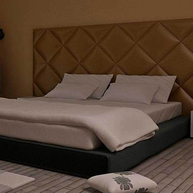 Camas de dormitorio de matrimonio - Alcon Mobiliario