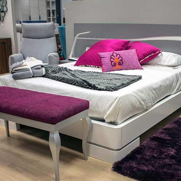 Dormitorio de matrimonio - Alcon Mobiliario