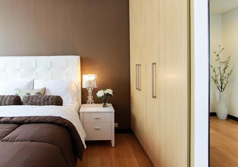 Decoración relajante de dormitorios en Alcon Mobiliario