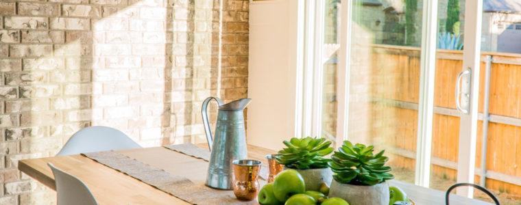 Decoración para este verano. Consejos, ideas y tendencias para decoración del hogar en verano en Alcon Mobiliario.