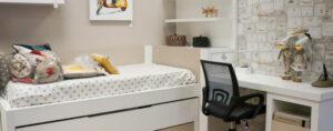 Cómo elegir escritorio para dormitorio juvenil