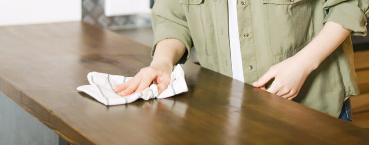 Cómo cuidar y limpiar muebles de melamina