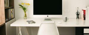 Muebles de oficina para casa. Muebles para teletrabajar.