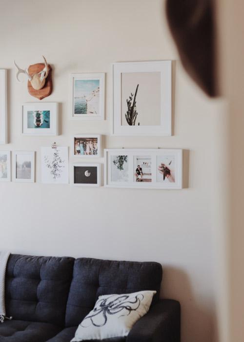 decorar un piso de alquiler Alcon